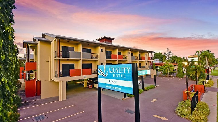 Quality Hotel Darwin Airport Exterior