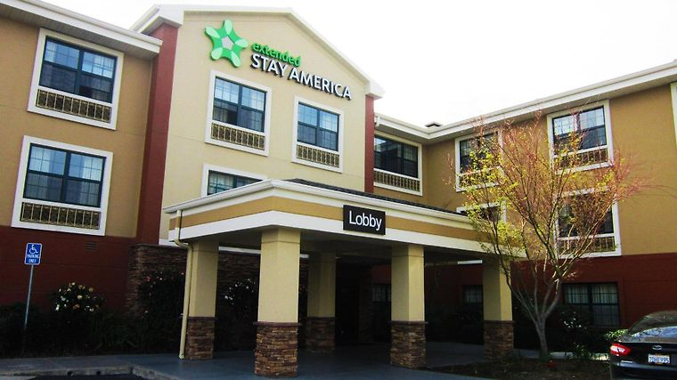 Extended Stay America Livermore - Airway Boulevard Exterior