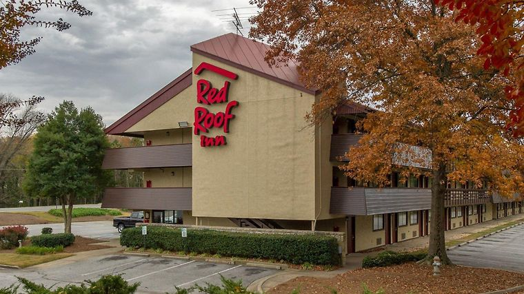 Red Roof Inn Atlanta Kennesaw Exterior