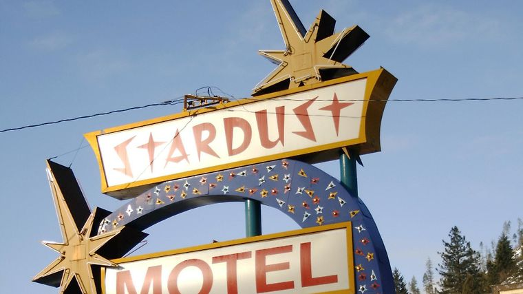 Stardust Motel Wallace photos Exterior