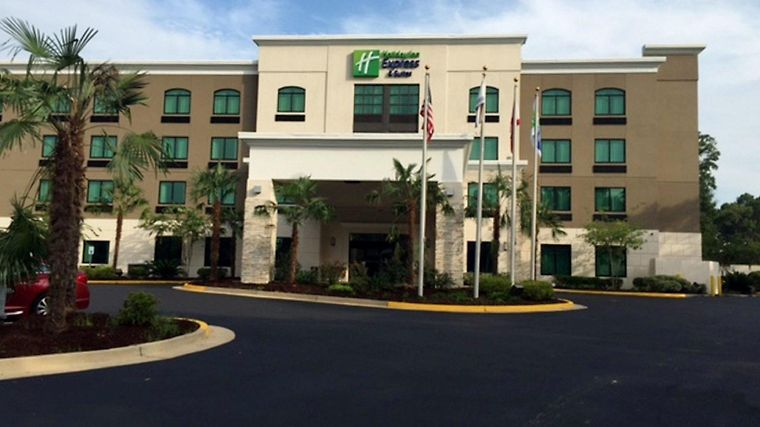 Holiday Inn Express & Suites Mobile West Exterior