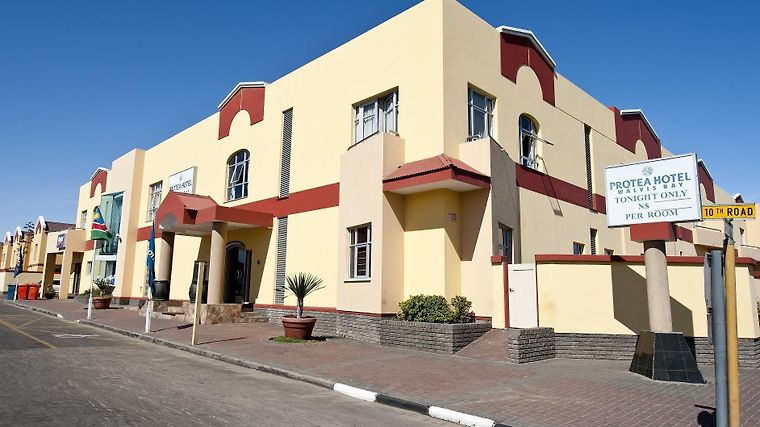Protea Walvis Bay photos Exterior