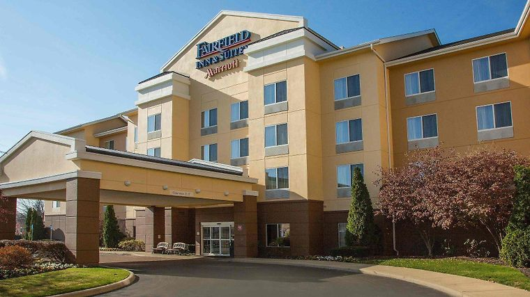 Fairfield Inn & Suites Columbus Osu Exterior