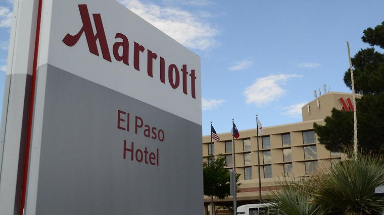 El Paso Marriott photos Exterior
