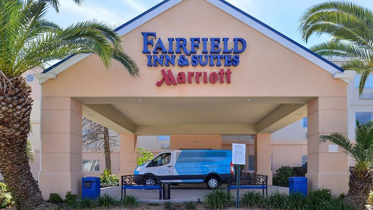Fairfield Inn & Suites Kenner New Orleans Airport photos Exterior