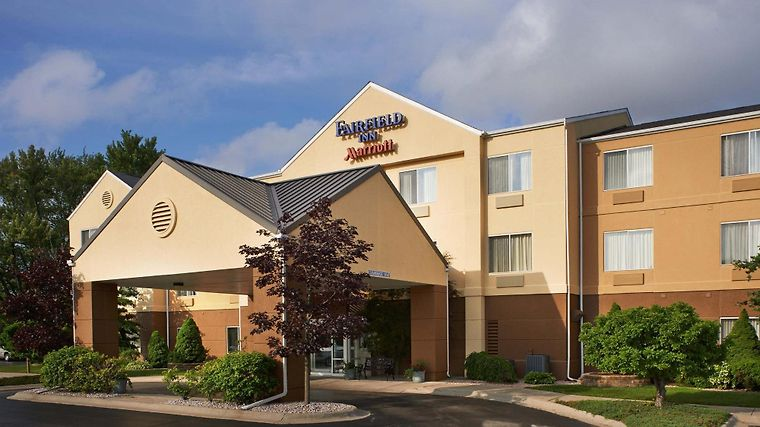 Fairfield Inn Port Huron Exterior