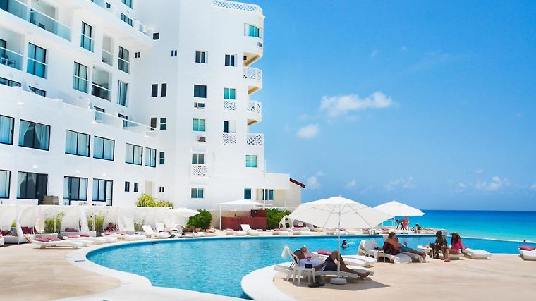 Bel Air Collection Resort & Spa Cancun-Adults Only Exterior