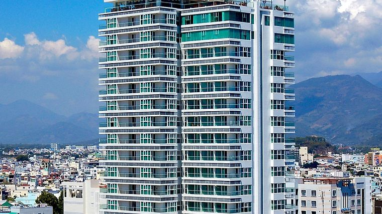 Green World Nha Trang Apartment Exterior