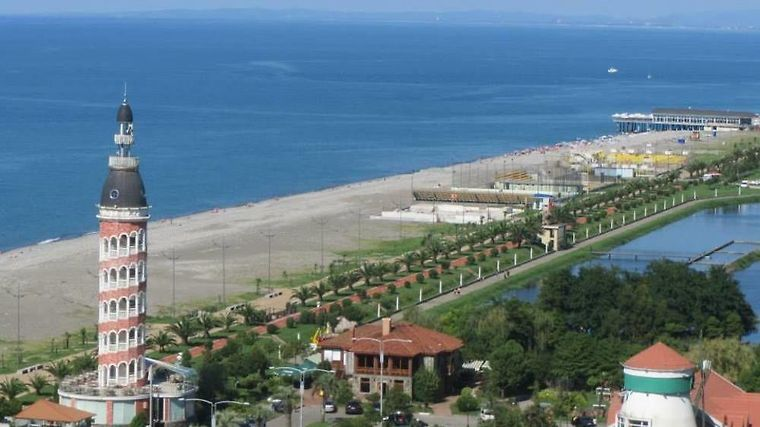 Silk Road Sea Towers Batumi Apart Hotel photos Exterior