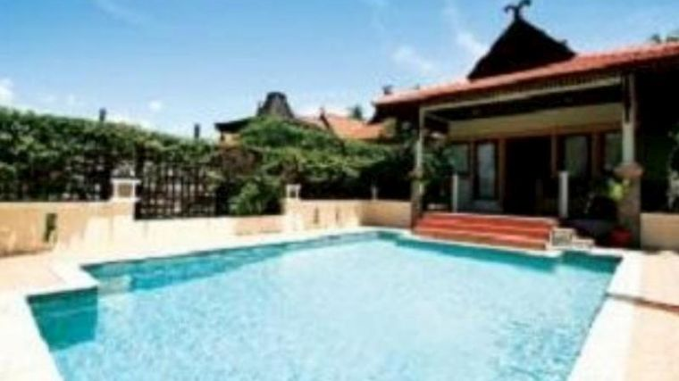 Istana Pool Villas & Spa - Bangka Exterior