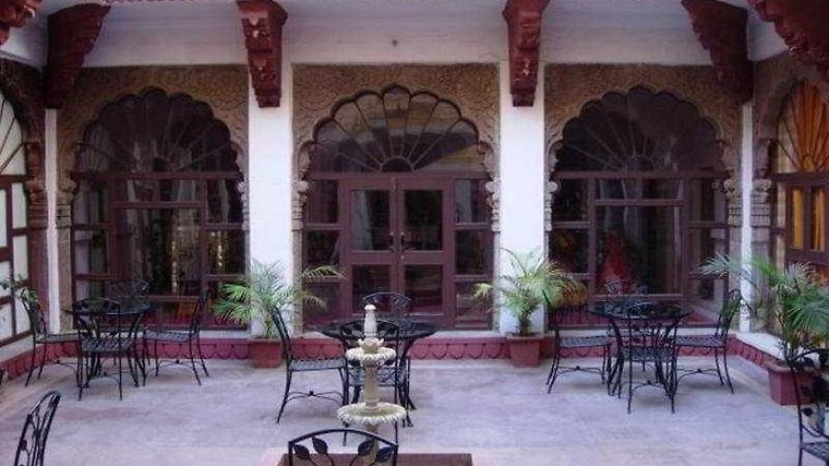 Haveli Inn Pal Exterior