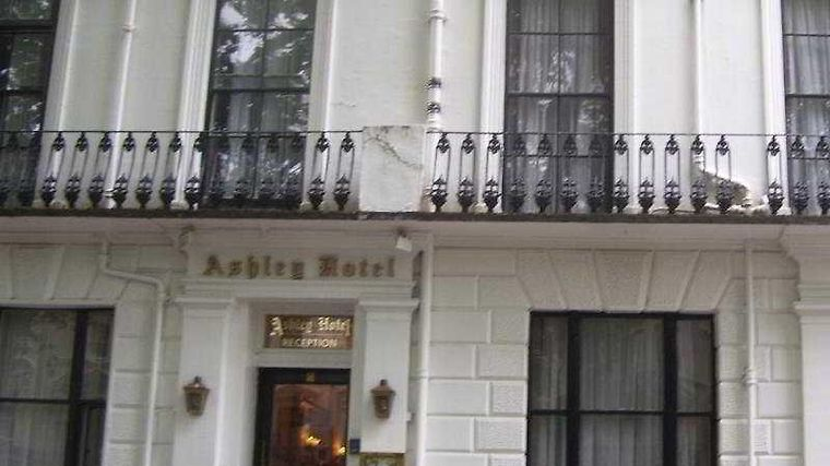 Ashley London Exterior
