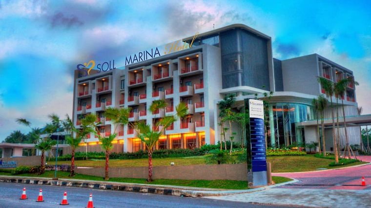 Aston Soll Marina And Conference Center Exterior