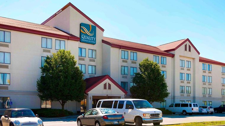 Quality Inn & Suites Airport Exterior