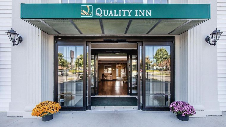 Quality Inn Richmond Exterior