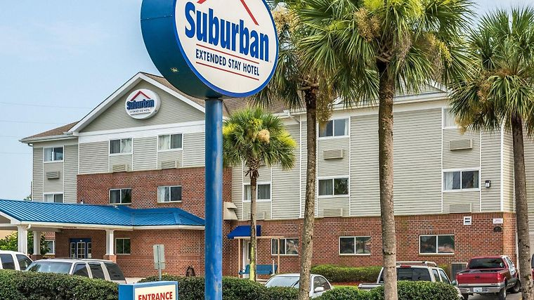 Suburban Extended Stay Hotel Avondale Exterior