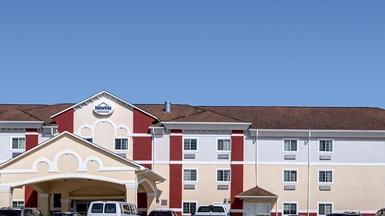 Suburban Extended Stay Exterior