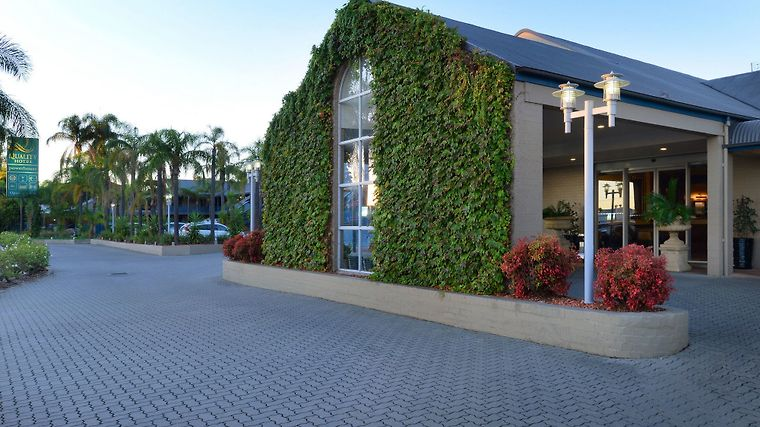 Quality Hotel Powerhouse Tamworth Exterior Exterior