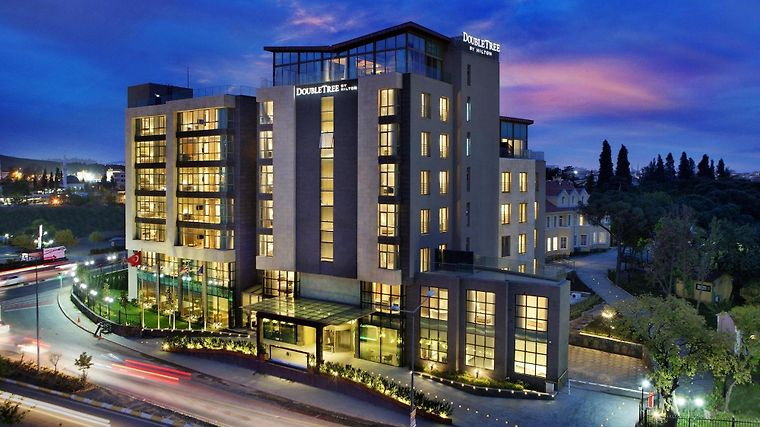 Doubletree By Hilton Hotel Istanbul - Tuzla Exterior