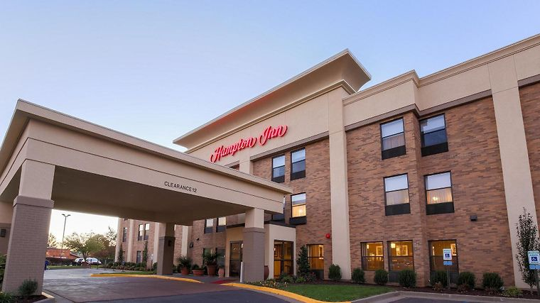 Hampton Inn Lexington South-Keeneland/Airport Exterior