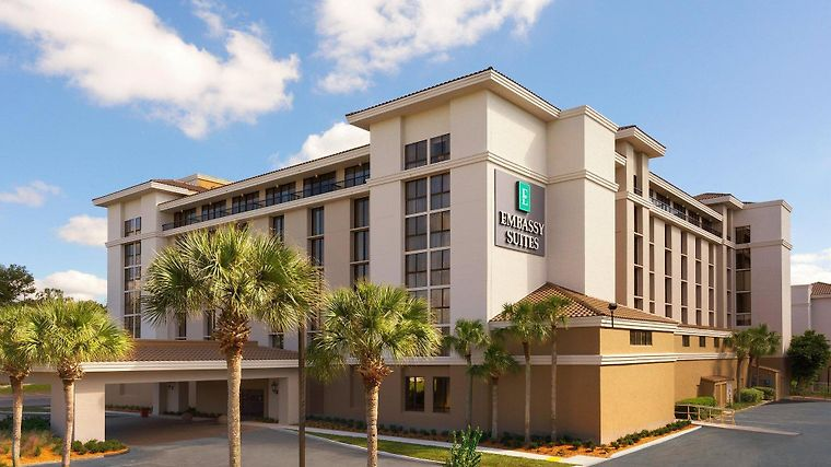 Embassy Suites Jacksonville - Baymeadows Exterior
