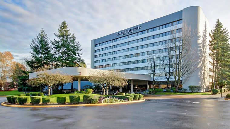 Doubletree Suites By Hilton Hotel Seattle Airport - Southcen photos Exterior