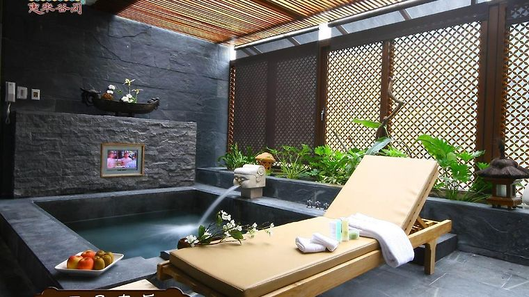 Bali Nature Spa Hot Spring Resort Exterior