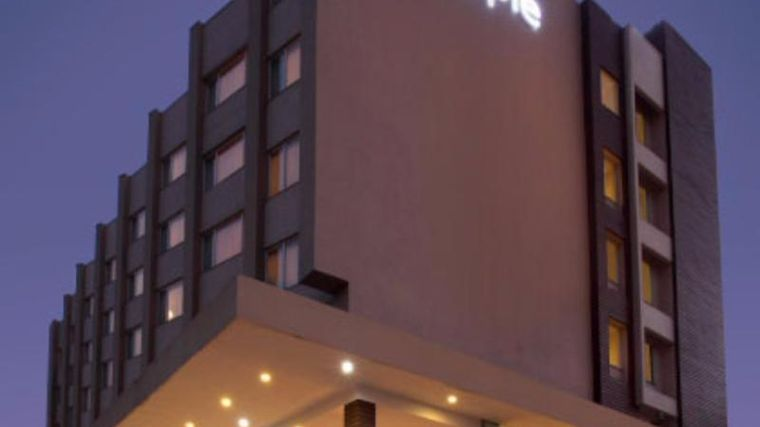 The Mapple Adhwhryou Luxury Business Hotel photos Exterior