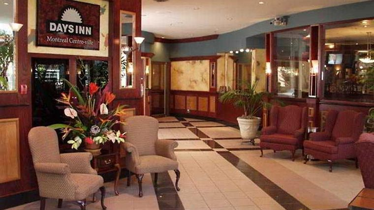 Days Inn - Montreal Downtown Interior