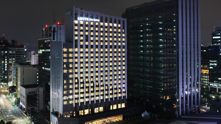 Lotte City Hotel Guro photos Exterior
