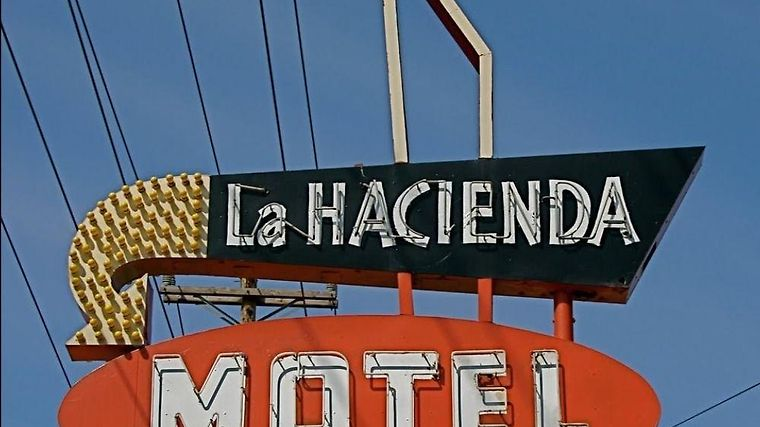 La Hacienda Motel photos Exterior
