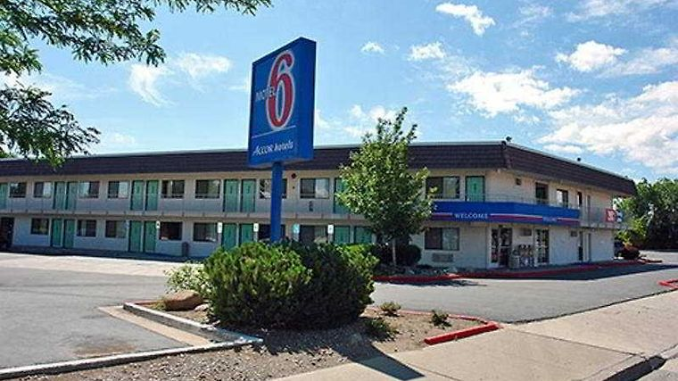 Motel 6 Reno Livestock Events Center #4744 Exterior