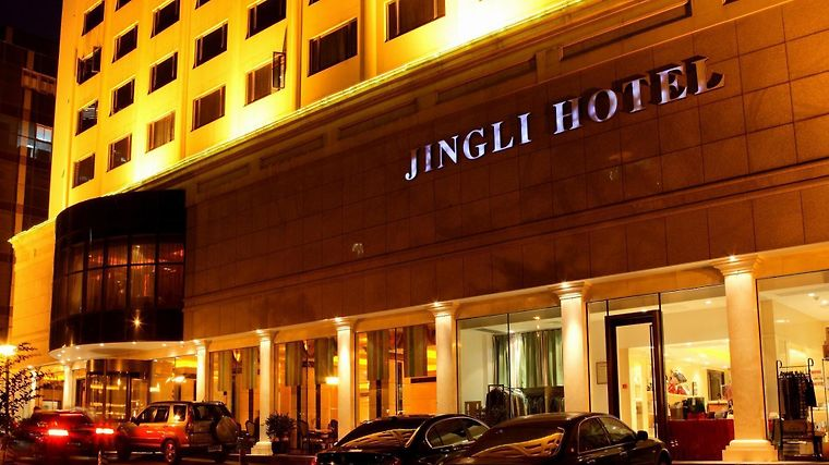 Jing Li Hotel International Exterior