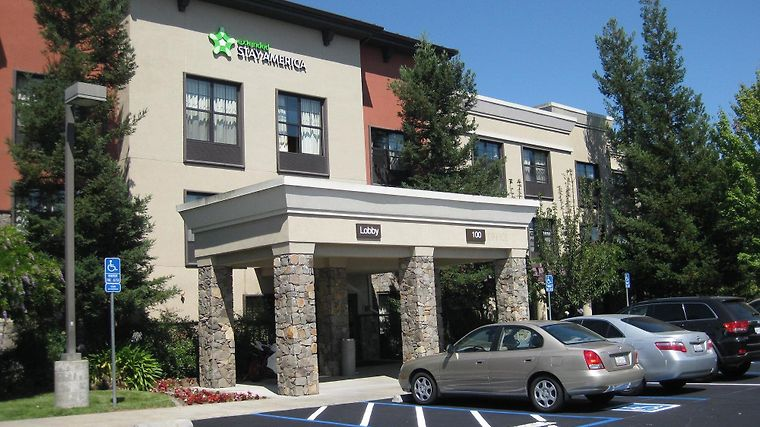 Extended Stay America - Santa Rosa - North Exterior