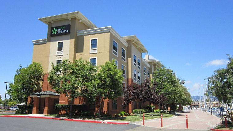 Extended Stay America - Oakland - Alameda Exterior