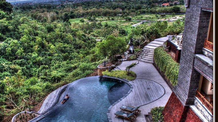 Langon Bali Resort And Spa Exterior