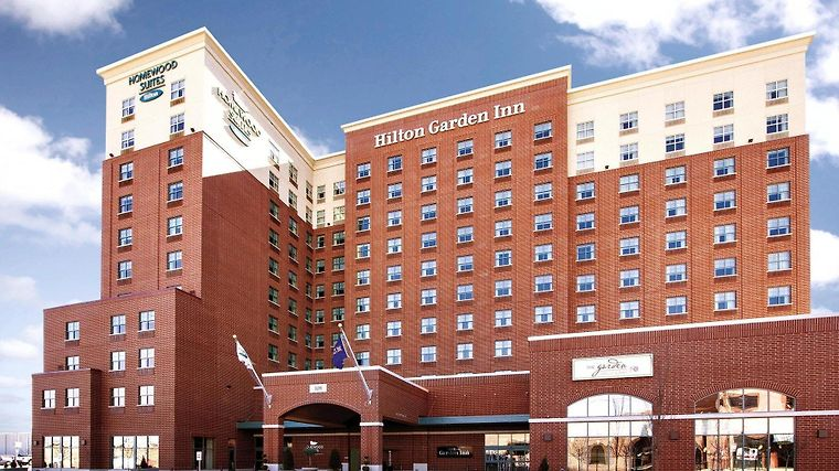 Homewood Suites By Hilton Oklahoma City-Bricktown Exterior