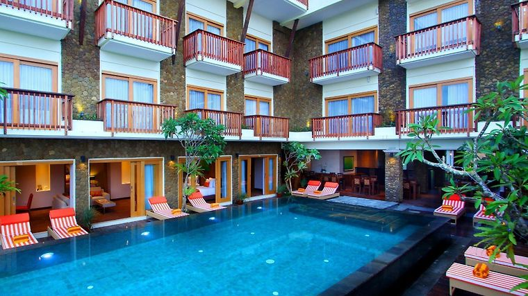 The Kirana Hotel Resto And Spa Exterior
