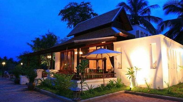 Parn Dhevi Riverside Resort & Spa Exterior