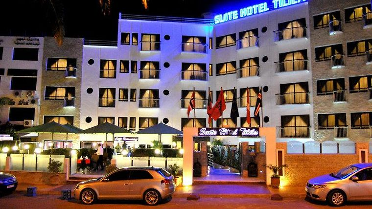 Suite Hotel Tilila photos Exterior