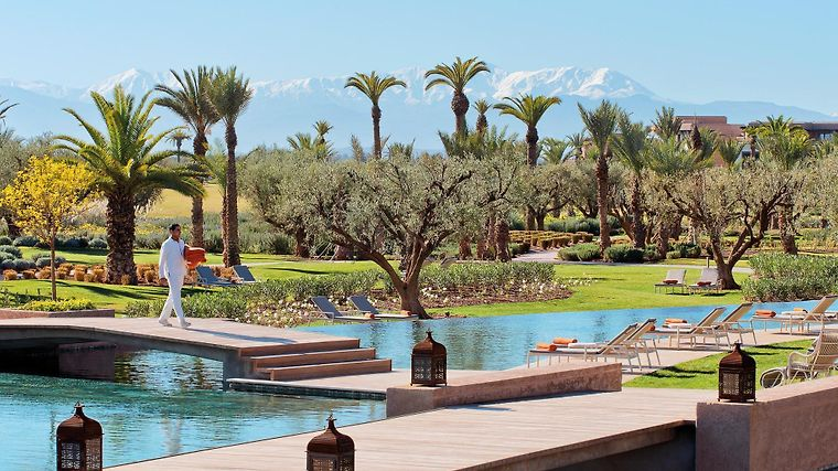 Beachcomber Royal Palm Marrakech Exterior