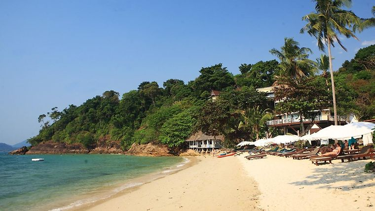 Koh Chang Cliff Beach Resort Exterior