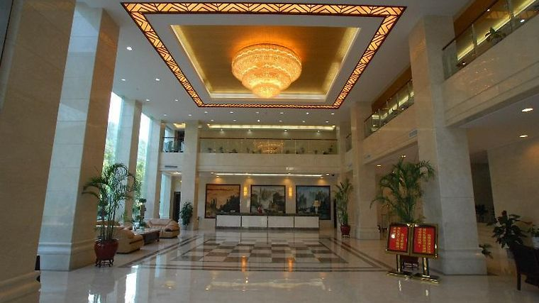 Hotel Jianghan Zhangjiajie 3 China From Us 47 Booked