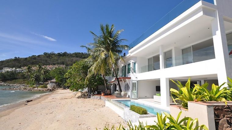 Patong Beach House Exterior