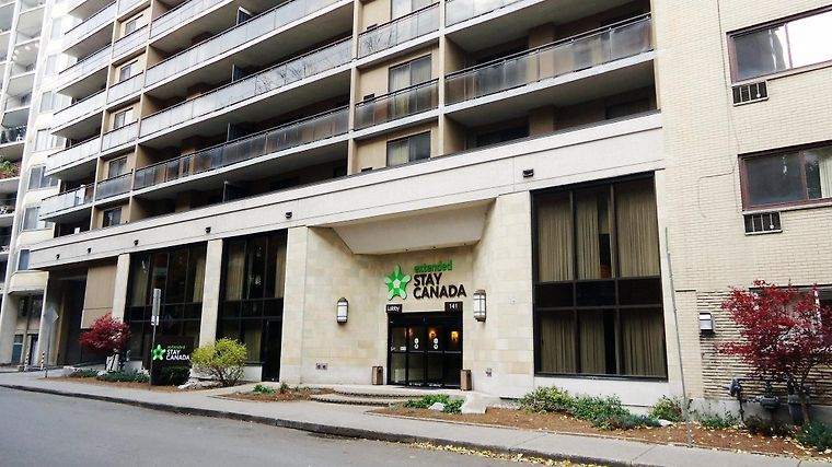 Extended Stay Deluxe - Ottawa Downtown Exterior