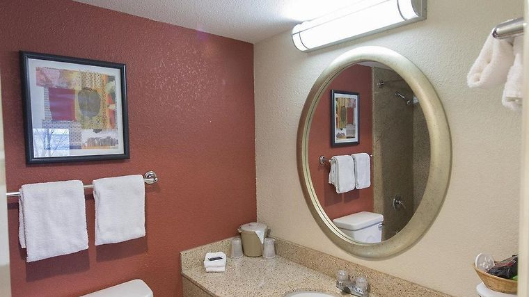 °HOTEL RED ROOF INN WINCHESTER, VA 3* (United States)   From US$ 60 | BOOKED