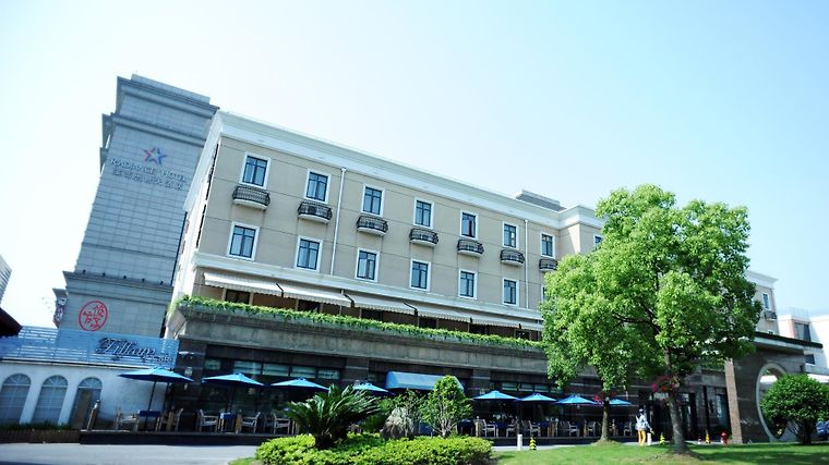 Imagine Garden Airport Hotel Hongqiao photos Exterior
