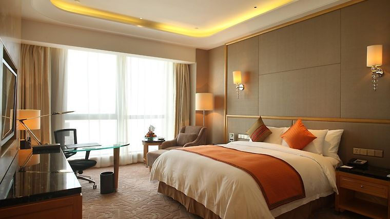 Wyndham Grand Plaza Royale Changsheng Jiangyin Exterior