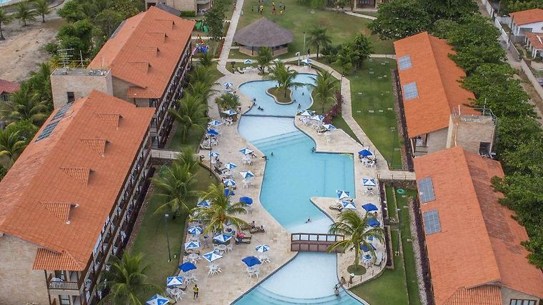 Salinas De Maceio Beach Resort Exterior