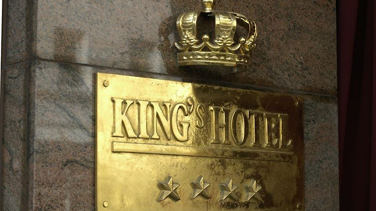 King'S Hotel First Class Exterior